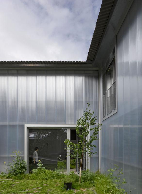 The Yard House Workshop Jonathan Tuckey Design